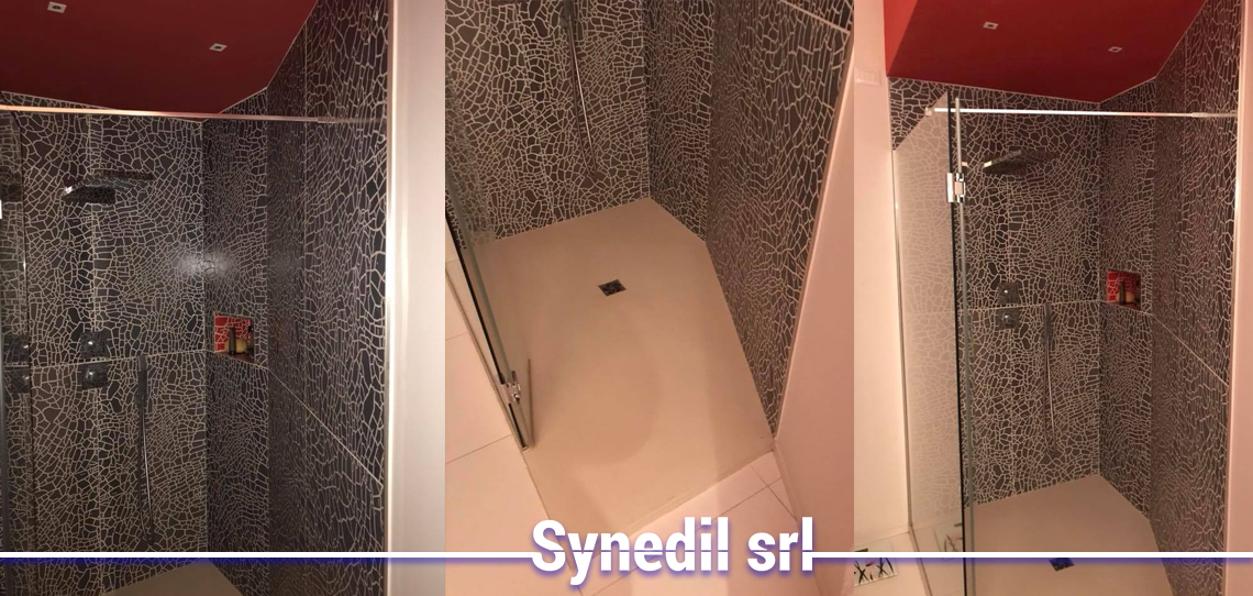Synedil effettua Costi Ristrutturazione Bagno Monluè Milano